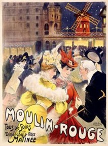 Paul Villefroy-Moulin Rouge
