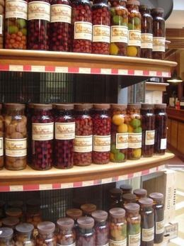 Hediard-Canned Fruits