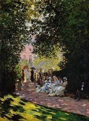 Monet-Parc Monceau