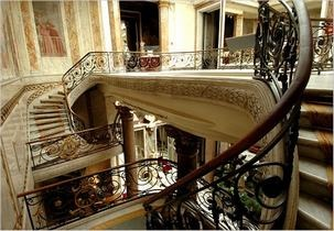 Musee Jacquemart-Andre(inside)