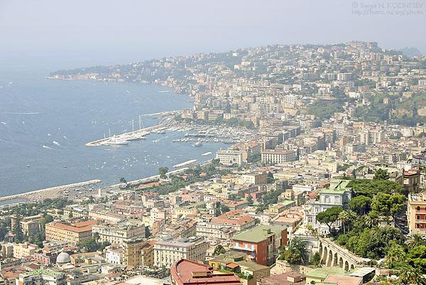 Неаполь, Помпеи, Рим