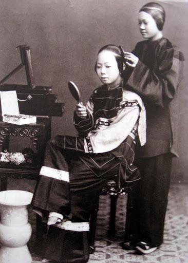 Chine - 1900 - Partie 3 dans Photographies du monde d'autrefois