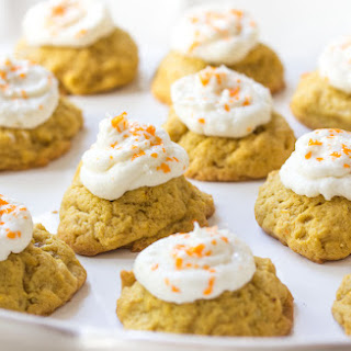 Pumpkin-Coconut Cookies
