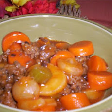 Shortcut Hamburger Stew