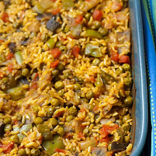 Rice With Peas And Cumin Recipes