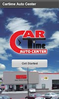 Screenshot of Cartime Auto Center