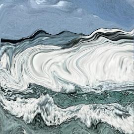 Seashore by Joanne West - Landscapes Beaches