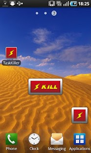 Task Killer Pro - screenshot