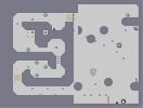 Thumbnail of the map 'S Bend'