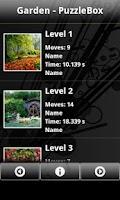 Screenshot of Garden - PuzzleBox