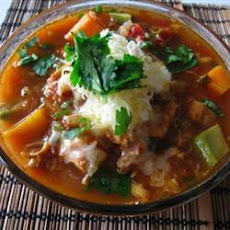 Spicy Turkey Soup