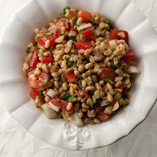 Farro Salad With Tomatoes And Herbs Recipes