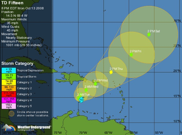Hurricaine Fifteen to hit SXM on Thursday... (Just a Category I) - ValueMD Medical Schools Forum-1.jpg