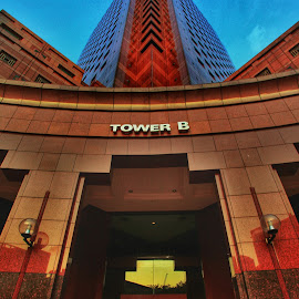 The Tower by Shahrul A Hamid - Buildings & Architecture Office Buildings & Hotels (  )