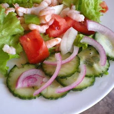 Danish Cucumber Salad - Agurkesalat
