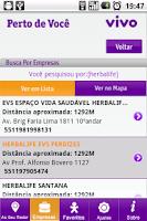 Screenshot of Perto de Você