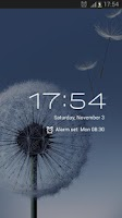 Screenshot of Clock ICS