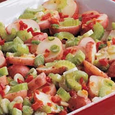 Pimiento Potato Salad