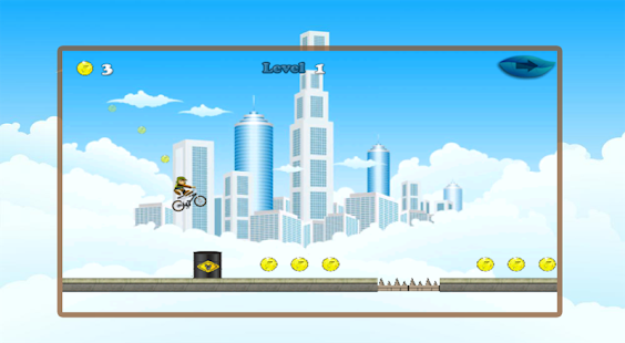Super Chaves BMX - screenshot