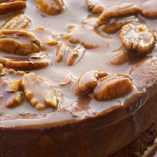 Chocolate Caramel Pecan Cake Recipes