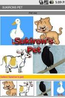 Screenshot of Sukiron's Pet