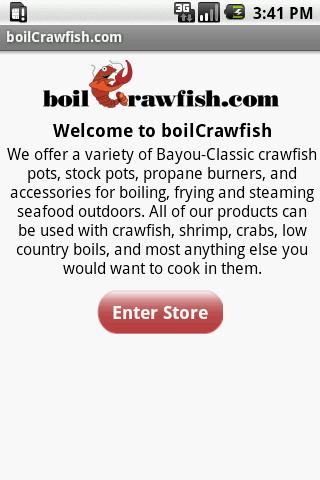 Boil Crawfish