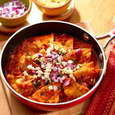 Quick Skillet Chilaquiles