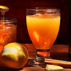 Smoky, Hot, Scotch Apple Cider Recipe