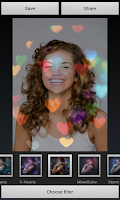 Screenshot of Colorful Fun Photo Effects