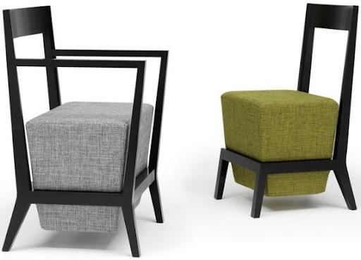 Schema Seating by Geoff Machen