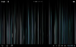 Screenshot of Fading Lines LWP Full