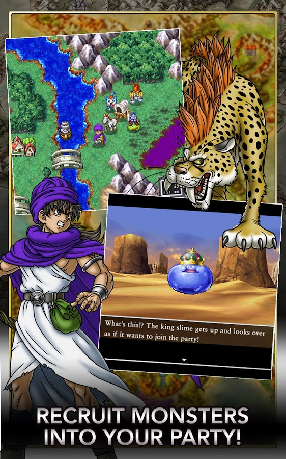 DRAGON QUEST V Screenshot 8