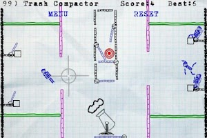 Screenshot of Ragdoll Blaster