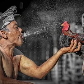 by Irwan Budiman - People Portraits of Men