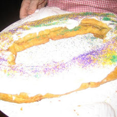 Emeril's Quick King Cake