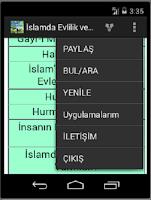 Screenshot of İSLAMDA EVLİLİK VE NİKAH
