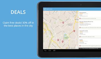 Screenshot of Kekanto:  City Guide