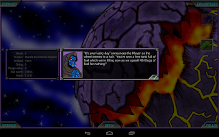 Screenshot of Space Trading Profiteer