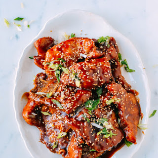 Marinated Sweet And Sour Pork Chops Recipes
