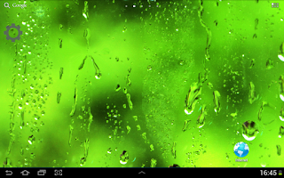 Screenshot of Nexus After Rain