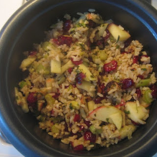 Cranberry Rice Pilaf