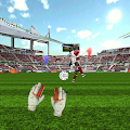 Game Football Games Goalkeeper 3D version 2015 APK