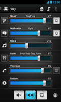 Screenshot of Volume Ace