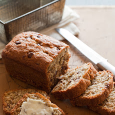 Chocolate-Chip Coconut Banana Bread