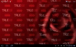 Screenshot of True Blood Live Wallpaper