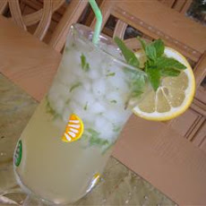 Lemonade-Mint Iced Tea