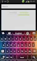 Screenshot of Keyboard Super Color