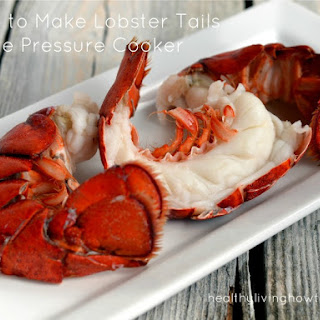 Lobster Tail Healthy Recipes