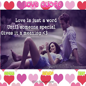 Love Quote (Top Collection)