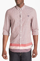 Fred Perry Regular Fit Sport Shirt